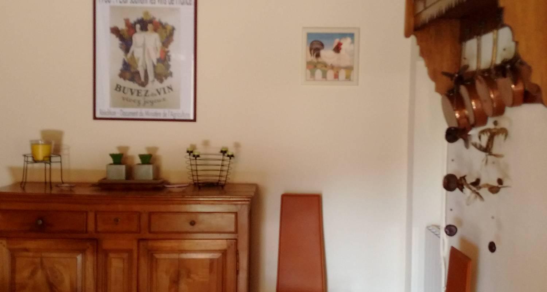 Chambre d'hôtes: la mancine laulan à jau-dignac-et-loirac (129621)