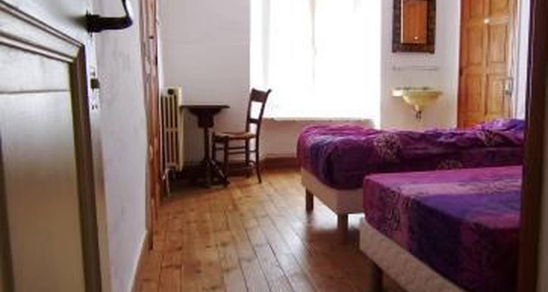 """Chambre chez l'habitant: """"chez toine"""" maison & atelier d'artiste, chambre 1 """"les petits goulets"""" à saint-martin-en-vercors (129646)"""