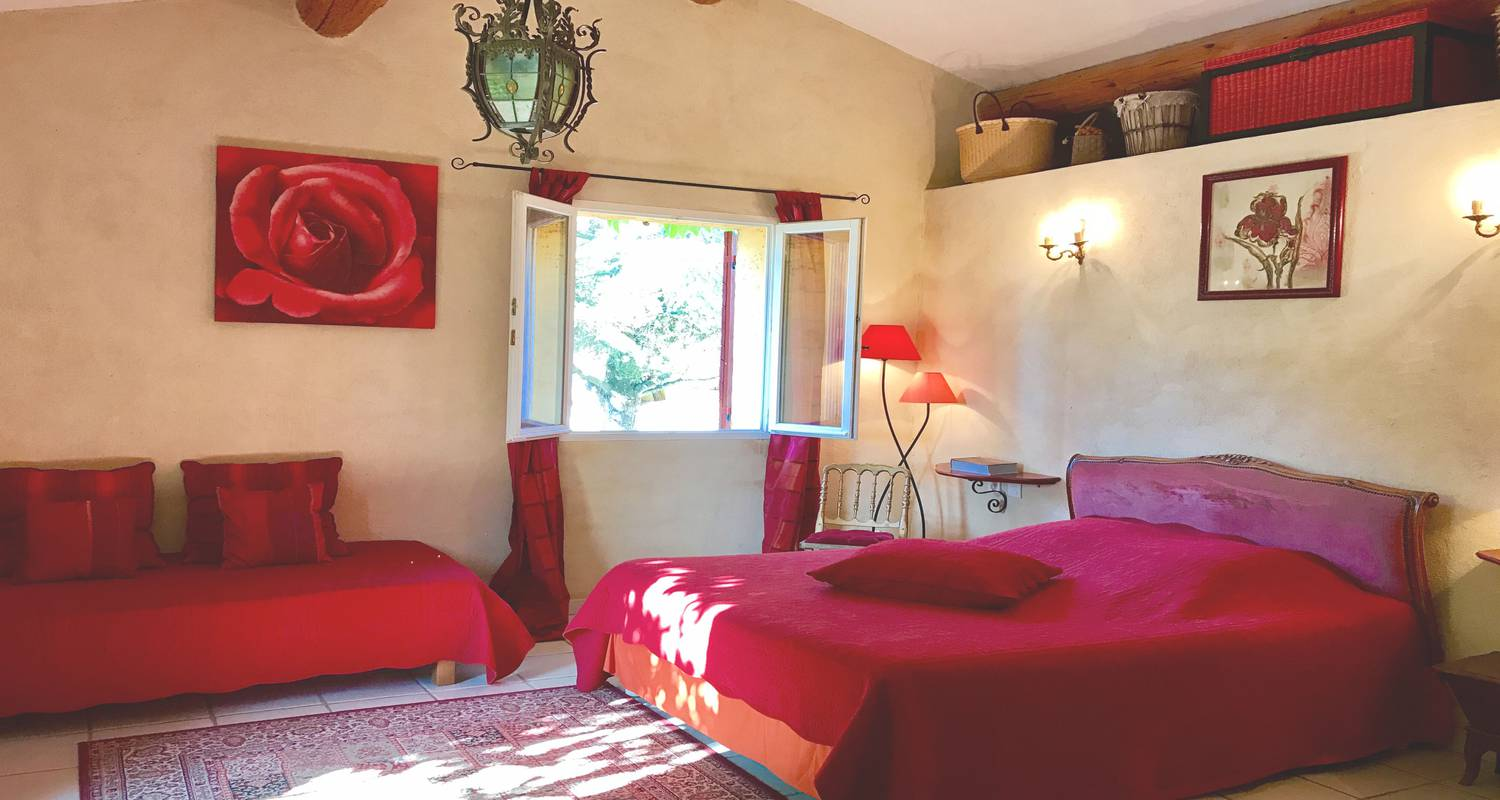Bed & breakfast: le mas jorel in gargas (129702)
