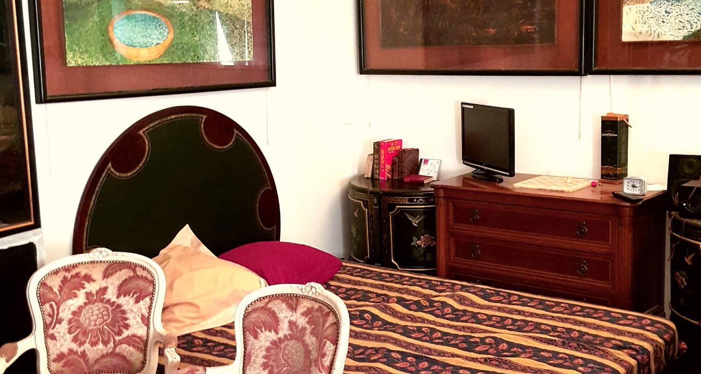 Furnished accommodation: romantic parisian flat in paris (129773)