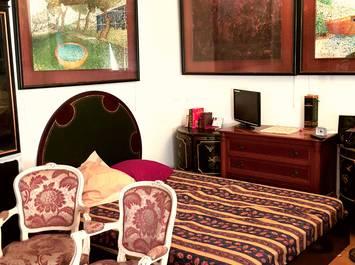 Romantic parisian flat