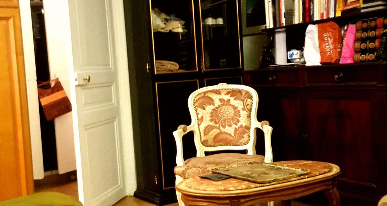Furnished accommodation: romantic parisian flat in paris (129775)