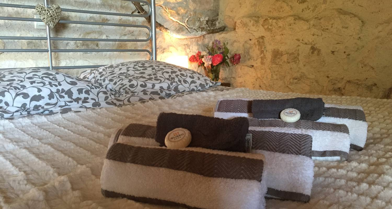 Bed & breakfast: le mas des papillons in fargues (129777)