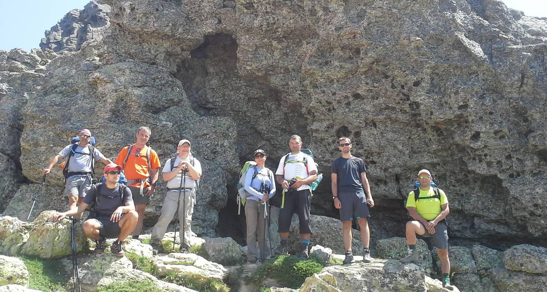 Activité: découverte du gr20 sud en 3 jours: montagnes et merveilles de l'alta rocca du plateau du cuscionu à bavella ou conca en quenza (129828)