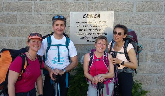 Découverte du GR20 sud en 3 jours: montagnes et merveilles de l'Alta Rocca du plateau du Cuscionu à Bavella ou Conca photo