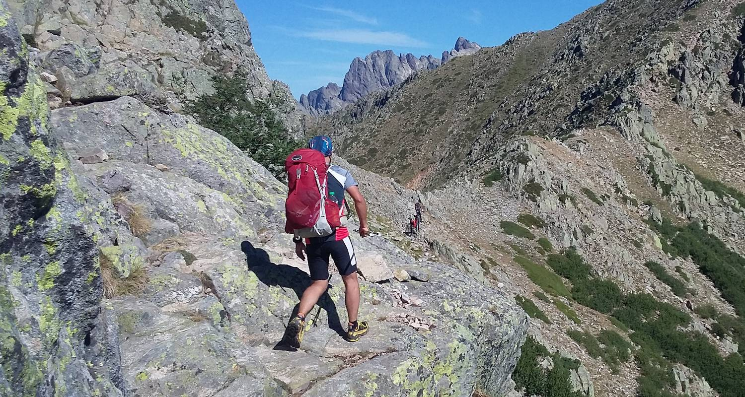 Activity: gr20 en mode trail 7+2 jours in calvi (129832)