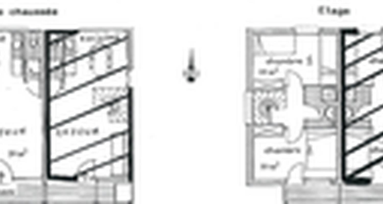 Gîte: les chalets de pré clos in saint-andéol (133841)