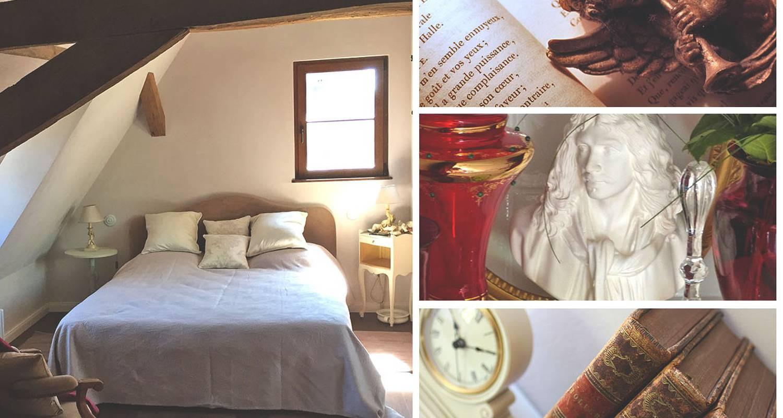 Chambre d'hôtes: les lettres de mon moulin, écriture et chambres d'hôtes à obermodern-zutzendorf (129891)