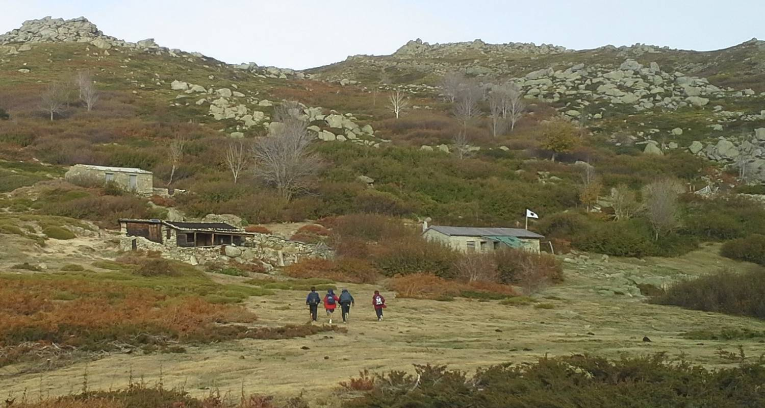 Activity: family hiking week end in may: treasure hunts, caves and shepherds'huts in quenza (129909)