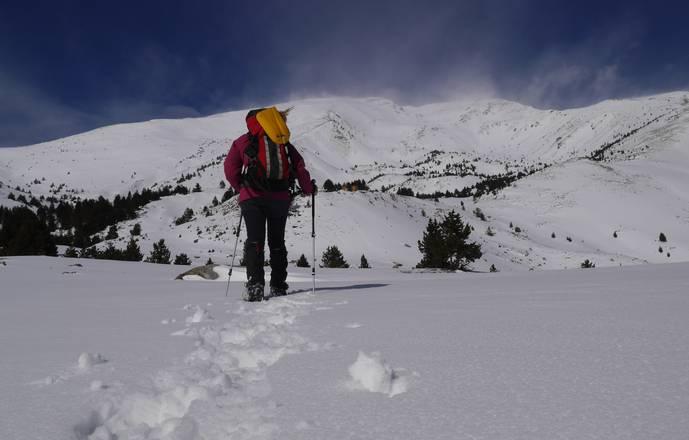 Stage initiation à la survie et nuit en igloo au cœur des montagnes