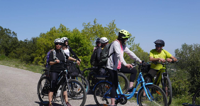 Activity: vélo électrique circuit découverte de l'arrière-pays in els banys d'arles (129947)