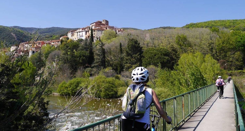 Activity: vélo électrique circuit découverte de l'arrière-pays in els banys d'arles (129945)