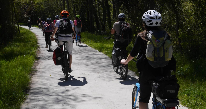 Activity: vélo électrique circuit découverte de l'arrière-pays in els banys d'arles (129946)