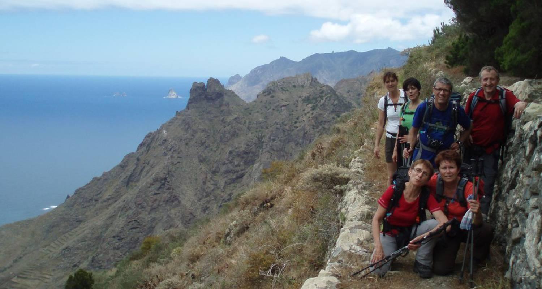 Activity: le grand trek de tenerife in santa cruz de tenerife (129956)
