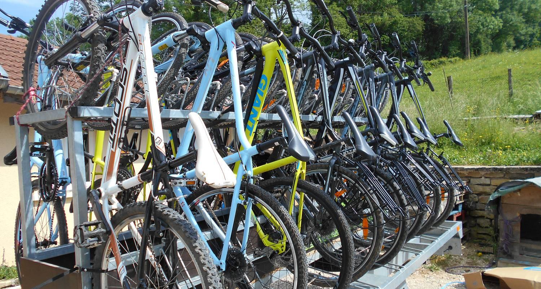 Activity: location vélo in saint-mesmin (129973)