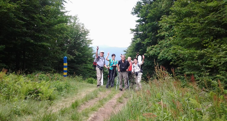 Activity: le sentier de compostelle au pays des carpates, buen camino entre košice et levoca in levoča (129977)
