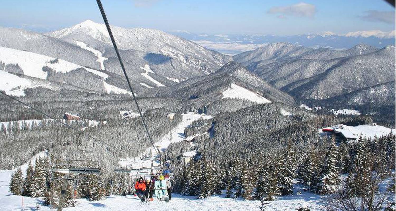 Activity:  séjour ski tout compris à la station de jasnà, 8 jours/7 nuits/6 jours de ski in demänovská dolina (129980)
