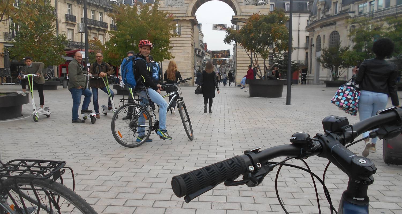 Activity: dijon city tour in dijon (129985)