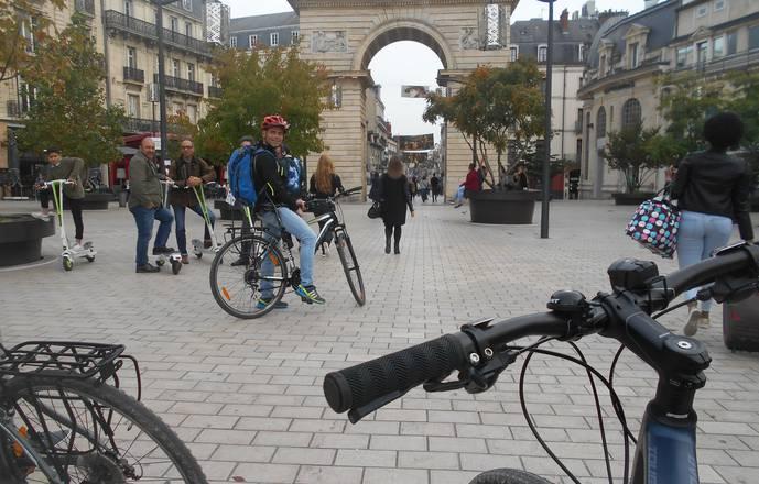 Dijon City Tour
