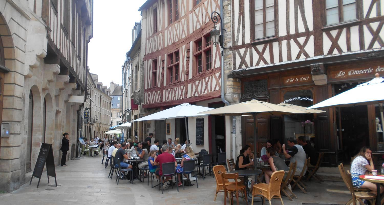 Activity: dijon city tour in dijon (129986)