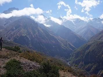 Stage de survie Haut plateau du Mustang au Népal
