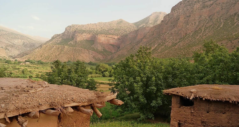 """Activity: trek découverte initiation à la survie au maroc """"nomade&cave"""" in ouirgane (130035)"""