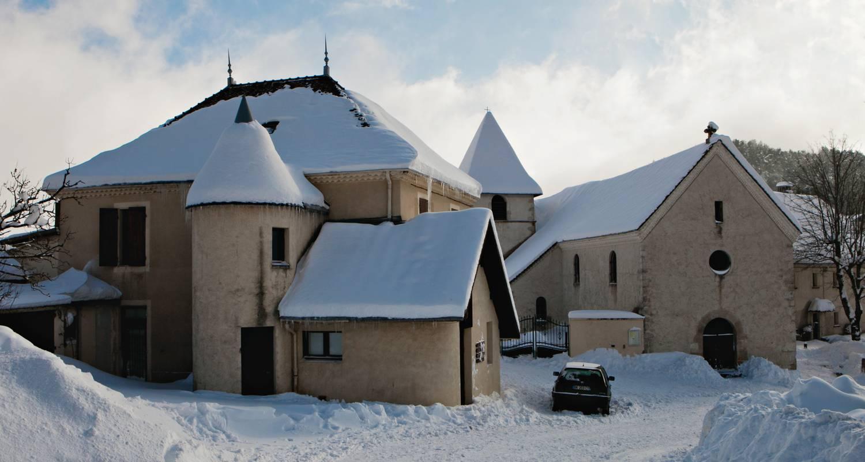 Group gîte: l'ancienne ecole in saint-andéol (130066)