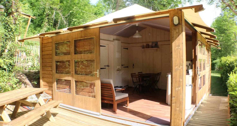 Location, bungalow, mobil-home: balilodge en saint-constant (130088)