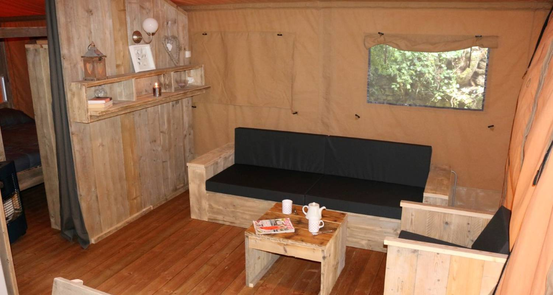 Rental, bungalow, mobile home: safarilodge in saint-constant (130092)