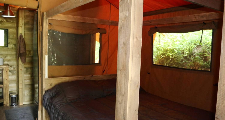 Rental, bungalow, mobile home: safarilodge in saint-constant (130095)