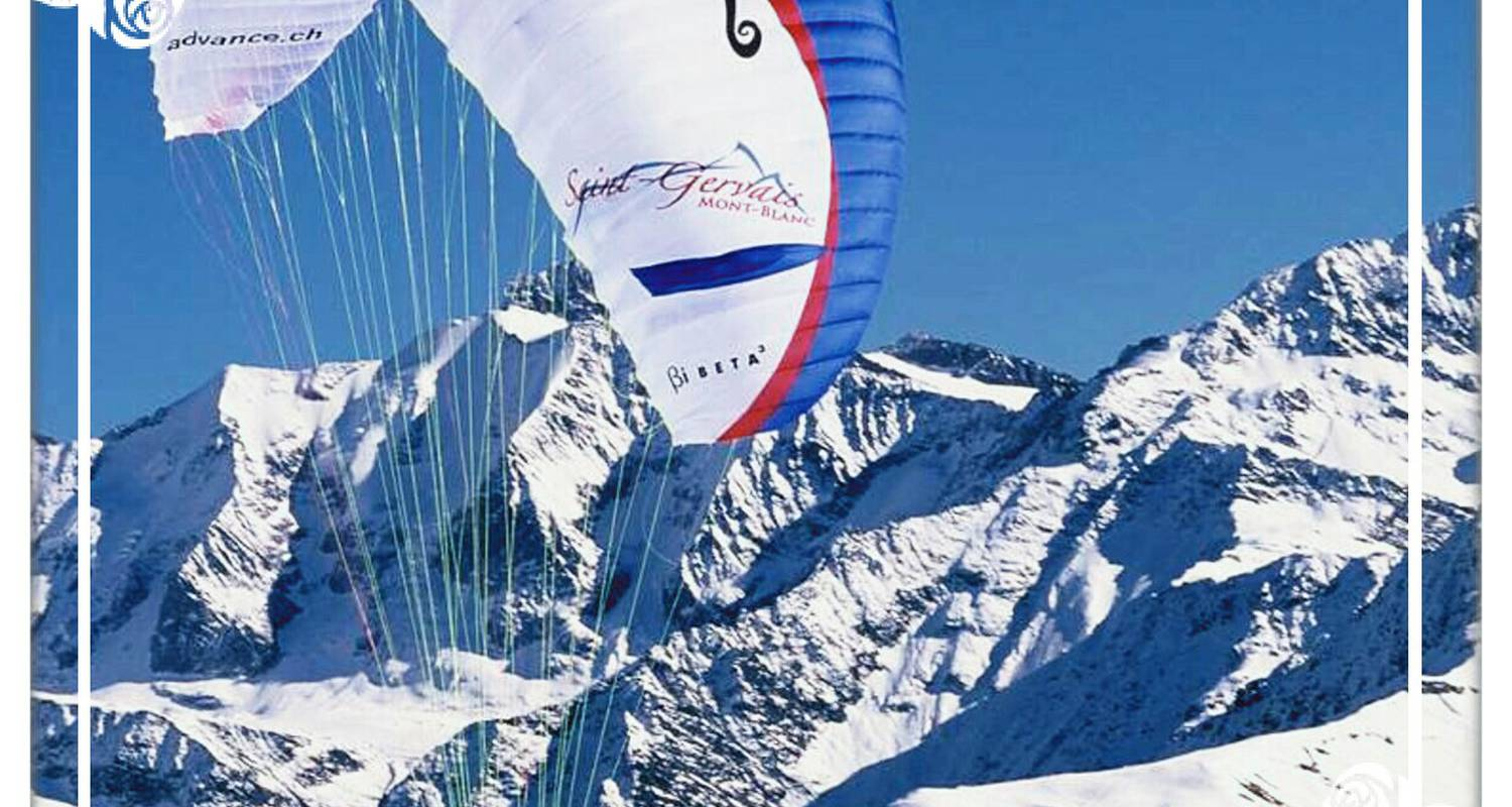 Activity: paragliding  in chamonix-mont-blanc (130100)