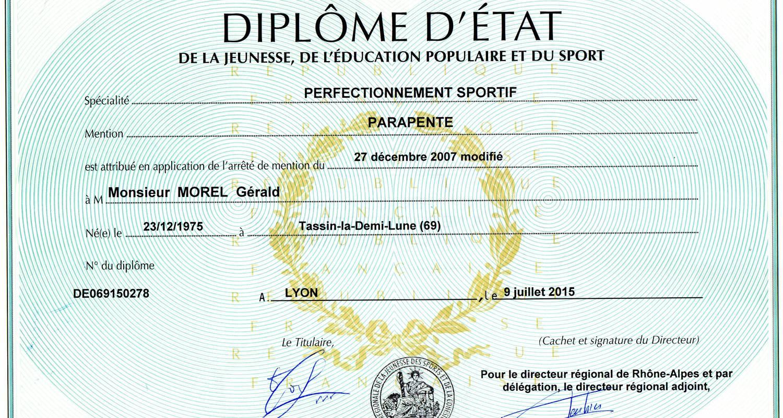 Activité: vol en parapente  à chamonix-mont-blanc (130101)