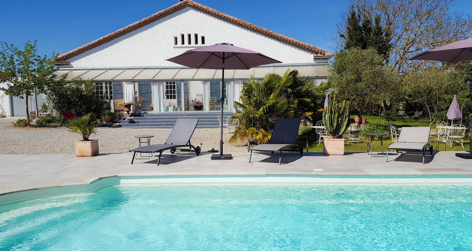 "Bed & breakfast: b&b "" la belle vie"" in caux-et-sauzens (130197)"
