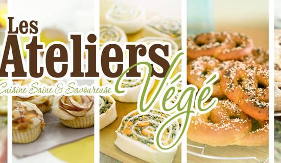 Les Ateliers Végé - Cours de cuisine végétale (vegan)