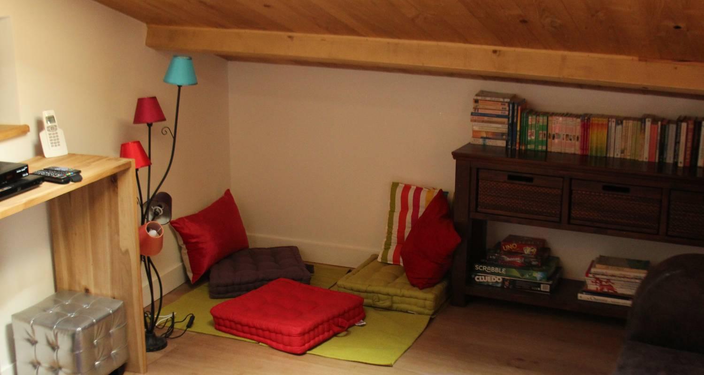 Gîte:  la petite maison spa et sauna in roussines (130360)