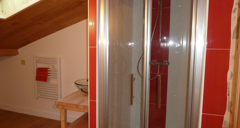 Gîte:  la petite maison spa et sauna in roussines (130359)
