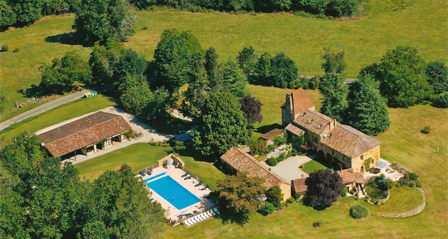 Furnished accommodation: domaine de cournet-haut in saint-pompont (130345)