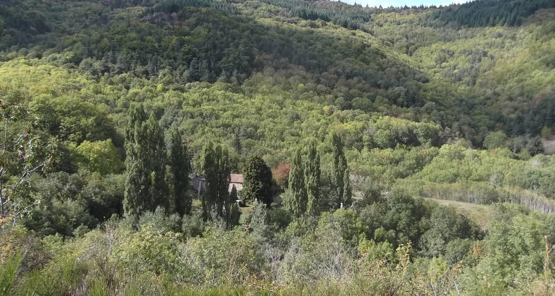 Logement meublé: la petite maison à saint-agrève (130431)