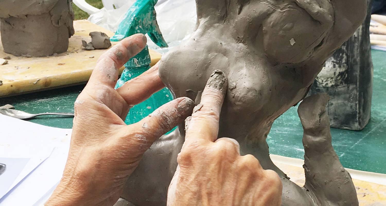 Activité: stage de sculpture à coltainville (130484)