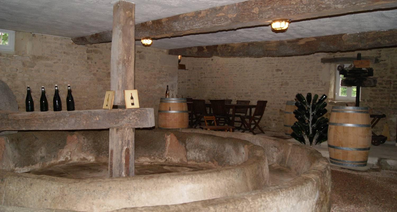 """Bed & breakfast: manoir de la pataudière, suite """"dumont d'urville"""" in villers-canivet (130575)"""