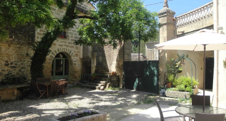 Gîte: bastide de la treille : gîte lavande in montaren-et-saint-médiers (130661)