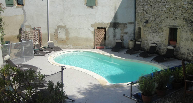Gîte: bastide de la treille : gîte lavande in montaren-et-saint-médiers (130623)
