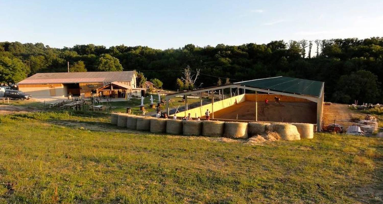 Activité: le ranch du bel air à labretonie (130640)