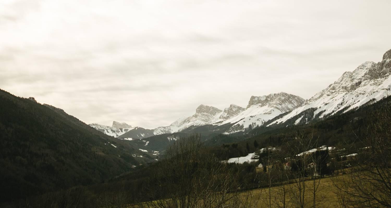 Gîte: les chalets de pré clos 5 à saint-andéol (133810)