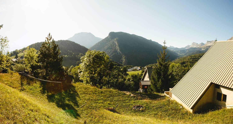 Gîte: les chalets de pré clos 6 in saint-andéol (130697)