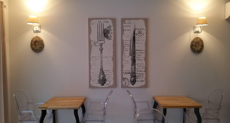 Bed & breakfast: le  clos d'uzes in uzès (130751)