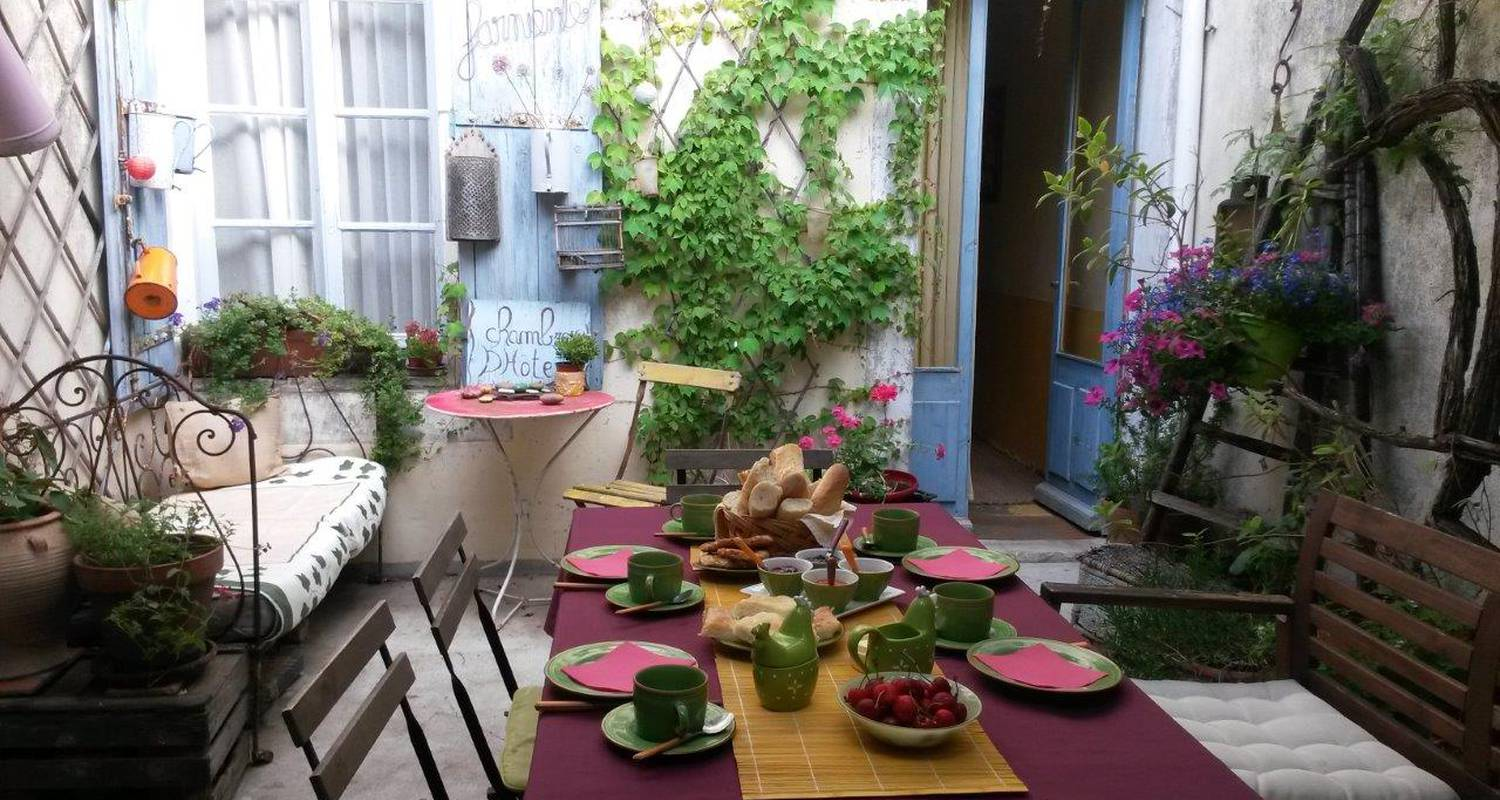 Bed & breakfast: b&b farniente in aigues-mortes (130773)