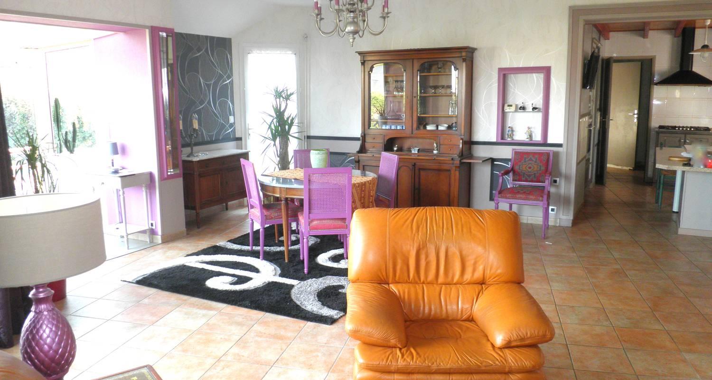 Gîte: villa terre & mer in guérande (130793)