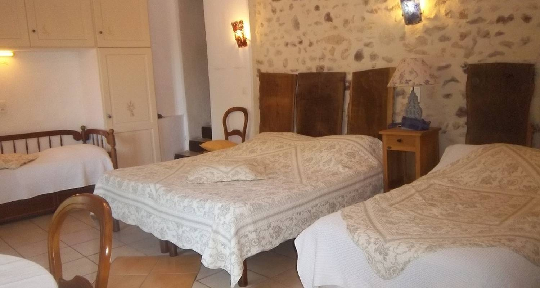 Bed & breakfast: geynet gilles sarl le moulin de lavon in gargas (130876)