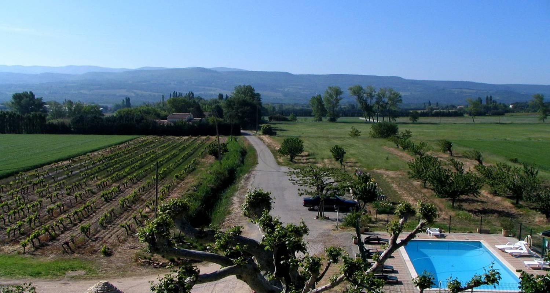 Bed & breakfast: geynet gilles sarl le moulin de lavon in gargas (130895)